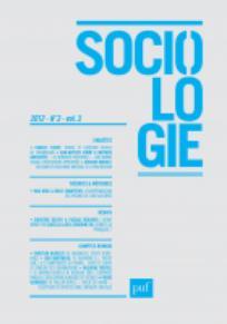 Sociologie 2012/3