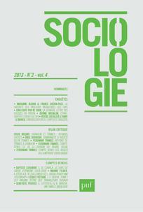 Sociologie 2013/2