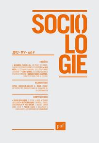 Sociologie 2013/4