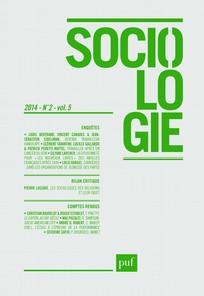 Sociologie 2014/2