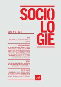 Sociologie 2015/1