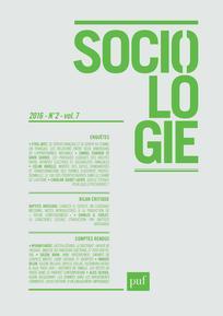 Sociologie 2016/2