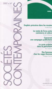 Sociétés contemporaines 2007/3