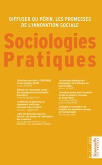 Sociologies Pratiques numero 31