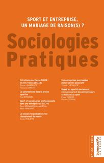 Sociologies pratiques