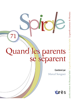 couverture de Quand les parents se séparent