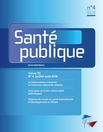 Santé Publique 2018/4