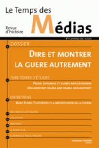 Le Temps des médias 2005/1
