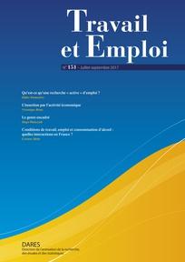 Conditions de travail, emploi et consommation d'alcool : quelles interactions en France ?