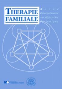 Thérapie Familiale 2003/2