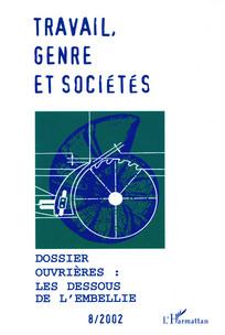 Travail, genre et sociétés 2002/2
