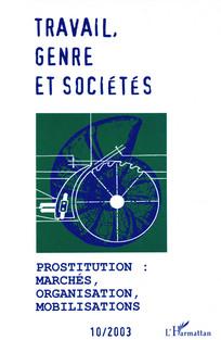 Travail, genre et sociétés 2003/2