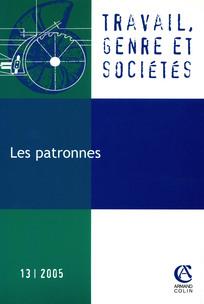 Travail, genre et sociétés 2005/1