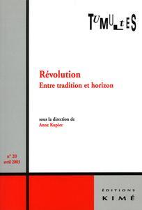 Tumultes 2003/1