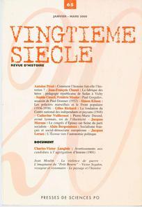 couverture de VING_P2000_65N1
