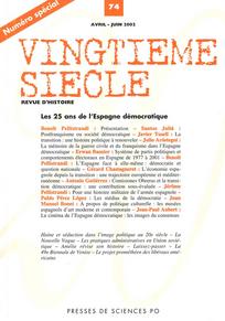 Vingtième Siècle. Revue d'histoire 2002/2