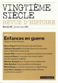 Vingtième Siècle. Revue d'histoire 2006/1