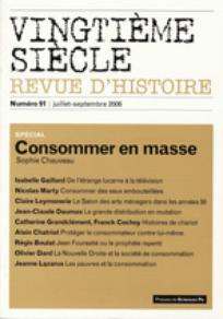 Vingtième Siècle. Revue d'histoire 2006/3