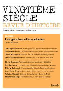 Vingtième Siècle. Revue d'histoire 2016/3