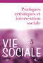 couverture de Pratiques artistiques et intervention sociale