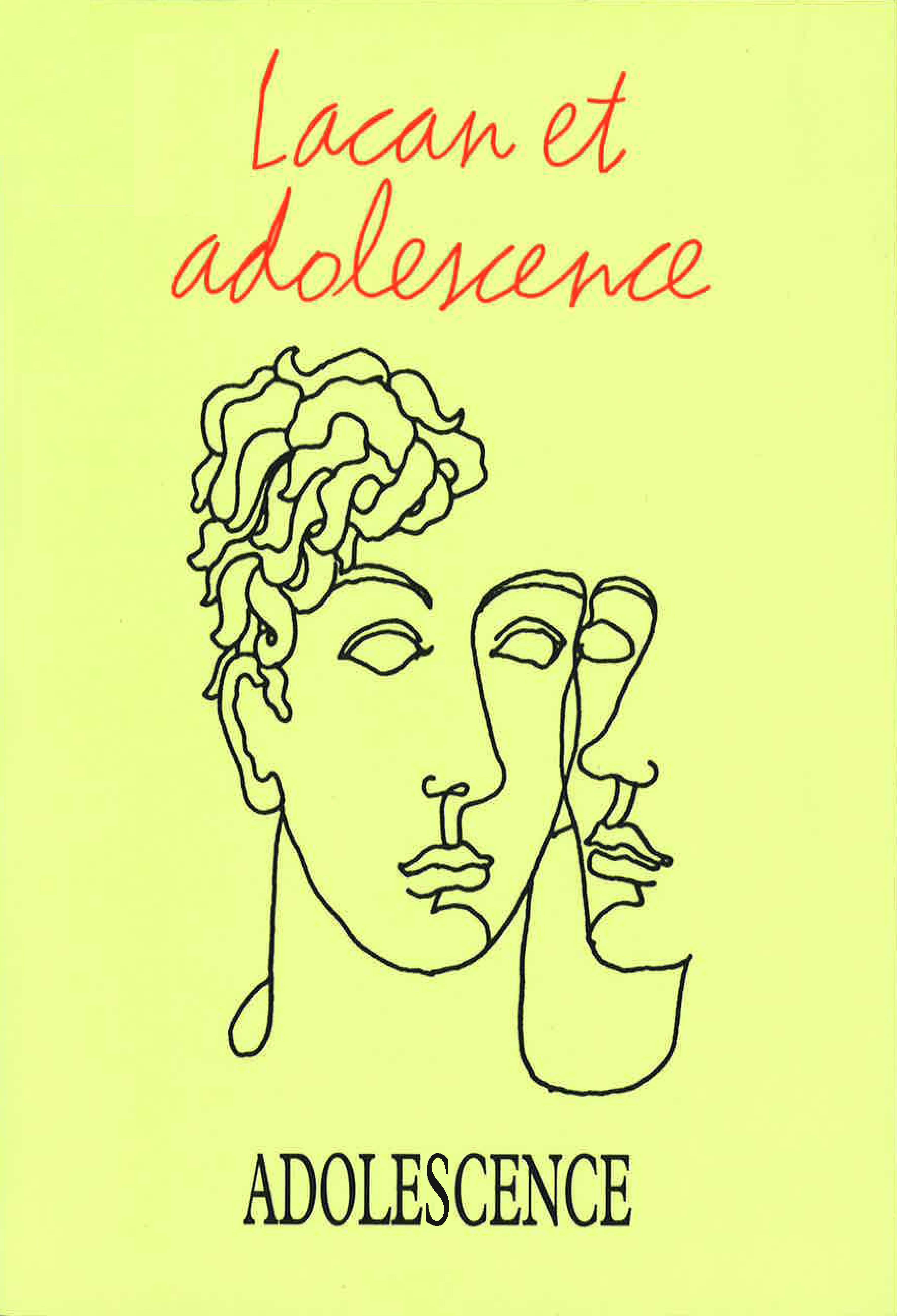 Pouces de sexe de l'adolescence