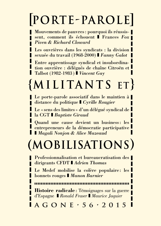 Entre Apprentissage Syndical Et Insubordination Ouvriere Cairn Info