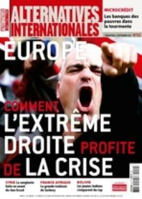 couverture de Alternatives Internationales 2011/9