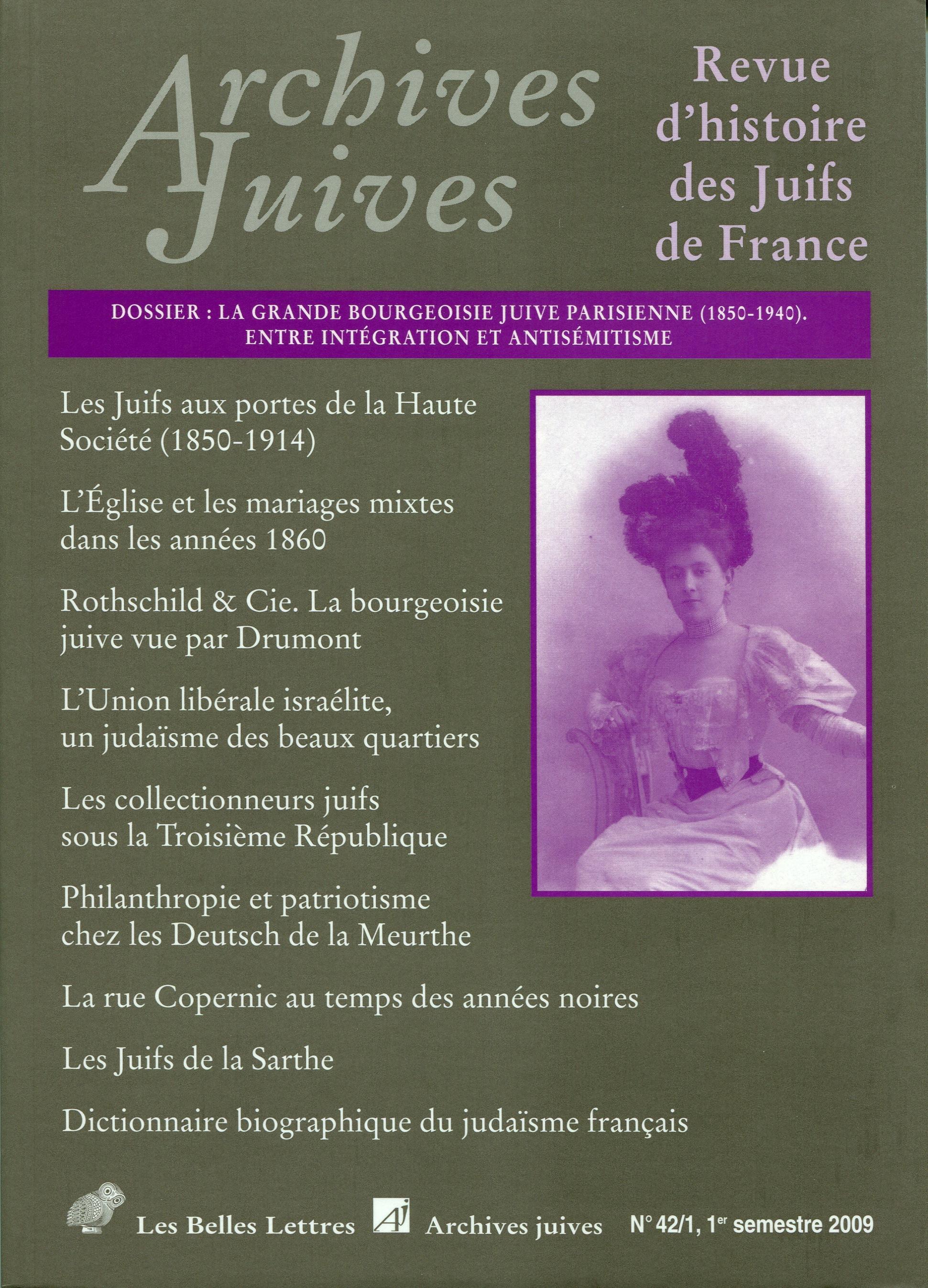 461fa2daff0 Les collectionneurs juifs parisiens sous la Troisième République  (1870-1940)