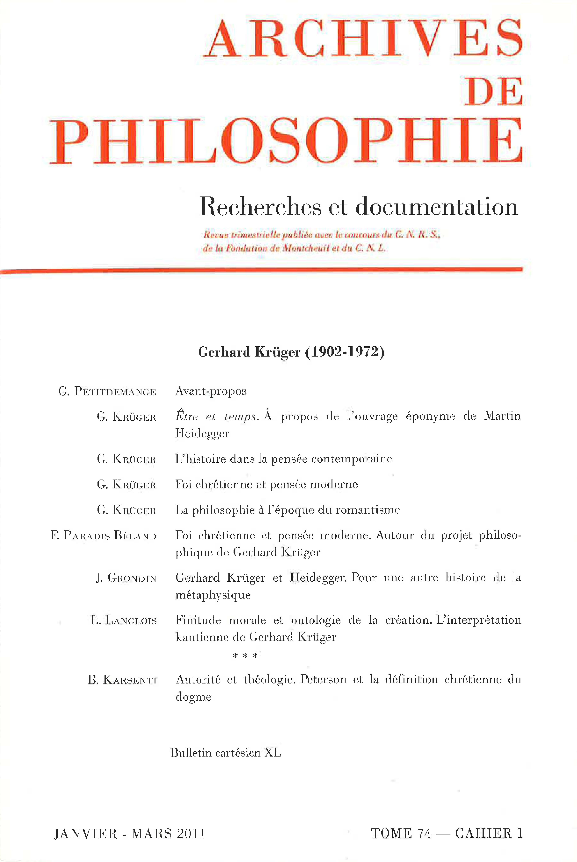 Quinze années d'études rousseauistes (II)