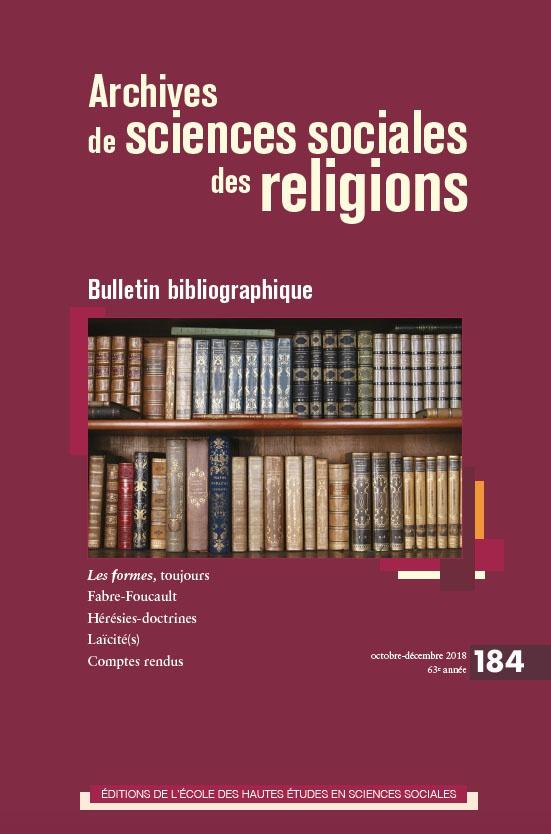 Florence Bergeaud-Blackler, Le marché halal ou l'invention d'une tradition