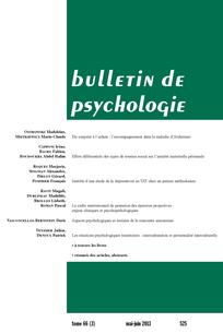 Psychologie rencontre internet