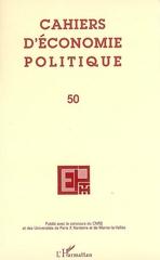 Cahiers d'économie politique 2006/1