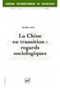 Cahiers internationaux de sociologie 2007/1