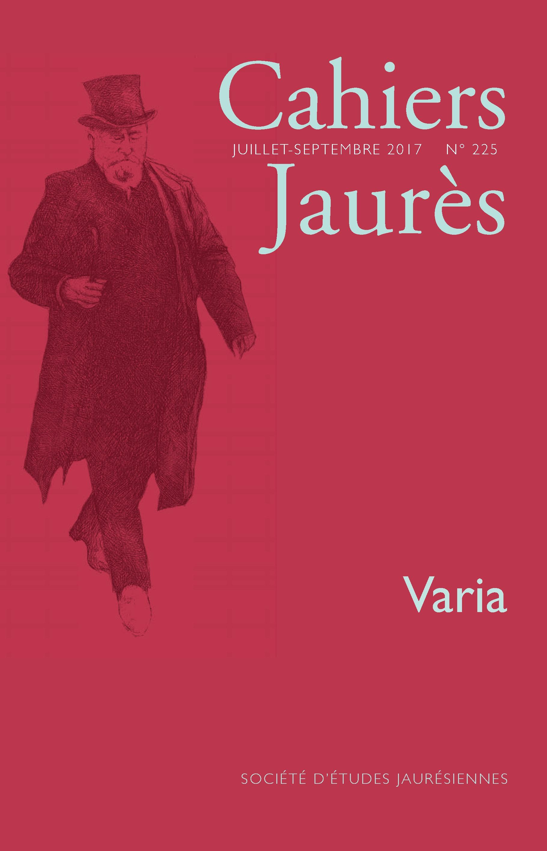 Jean Louis Crémieux Brilhac Un Résistant Jaurésien Cairninfo