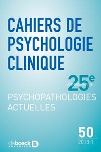 Psychopathologies actuelles