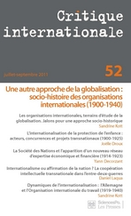 Critique internationale 2011/3
