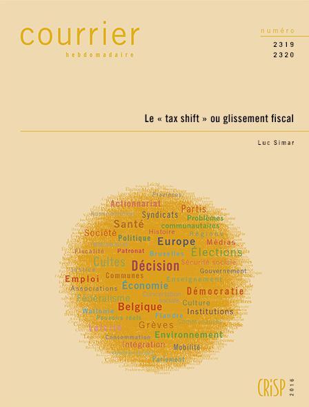 d90de4a60823ef Le « tax shift » ou glissement fiscal   Cairn.info