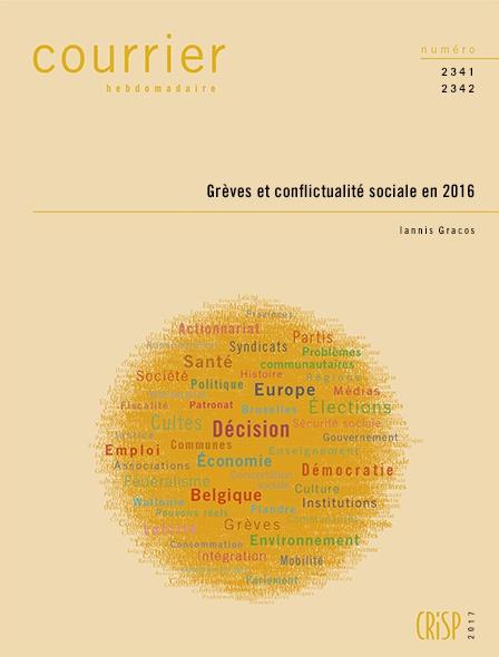 77067c80f0 Grèves et conflictualité sociale en 2016 | Cairn.info