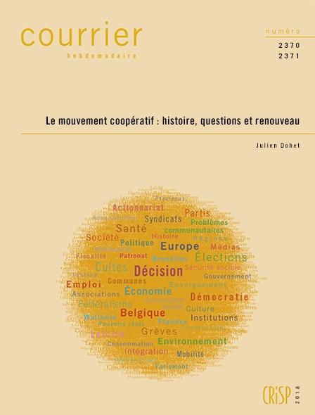 Le Mouvement Cooperatif Histoire Questions Et Renouveau Cairn Info