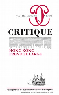 couverture de Hong Kong prend le large