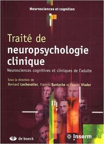 Neurosciences & cognition 2008