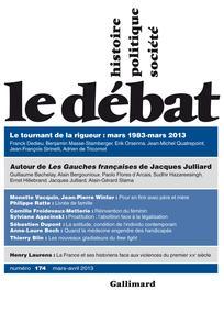 Le Débat 2013/2