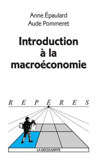 couverture de Introduction à la macroéconomie