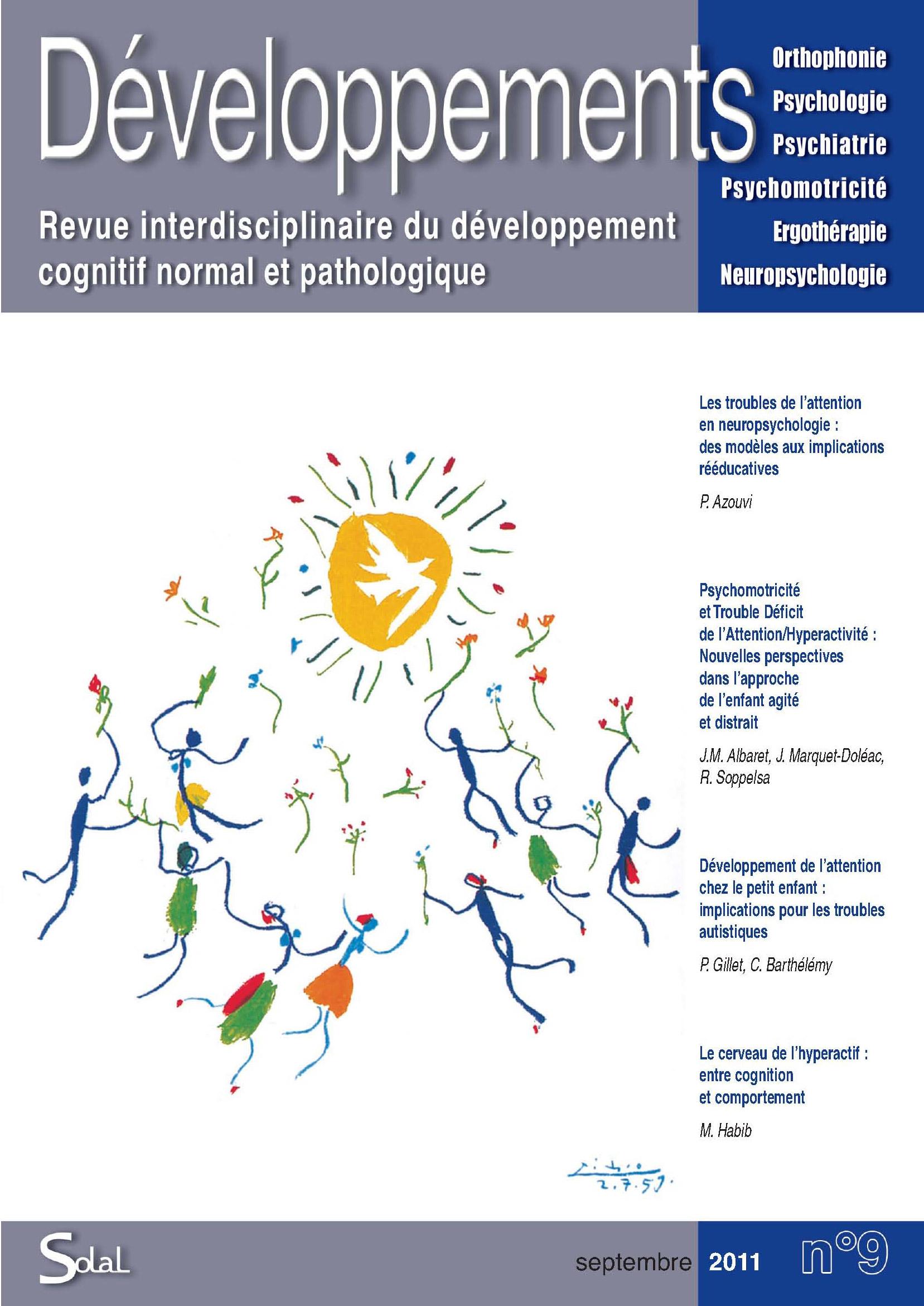 Le cerveau de l'hyperactif : entre cognition et comportement ...