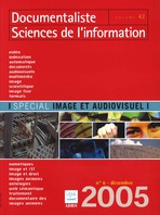 Documentaliste-Sciences de l'Information 2005/6