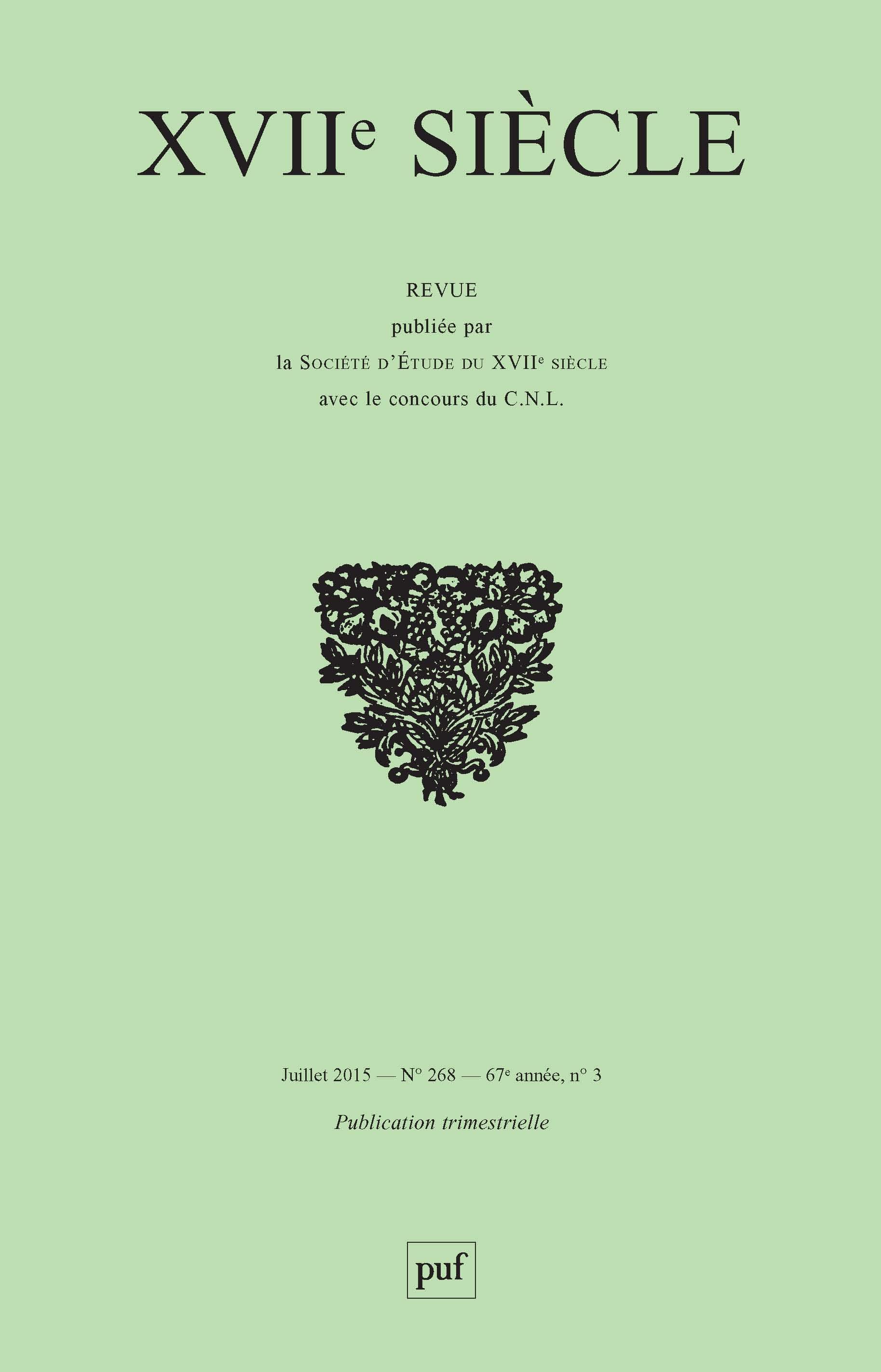 Critiques Et Modifications De Lexemplarité Chez La Rochefoucauld