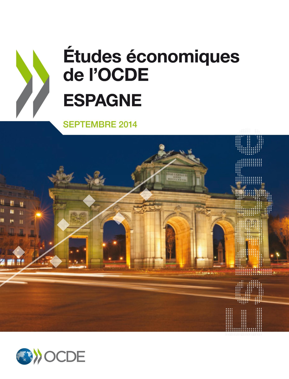 Études économiques de lOCDE : Espagne 2010 (French Edition)