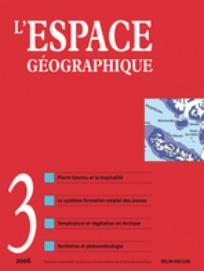 Geography, tropicality and postcolonialism: Anglophone and