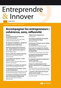 Revue Entreprendre & Innover 2014/2 | Cairn.info