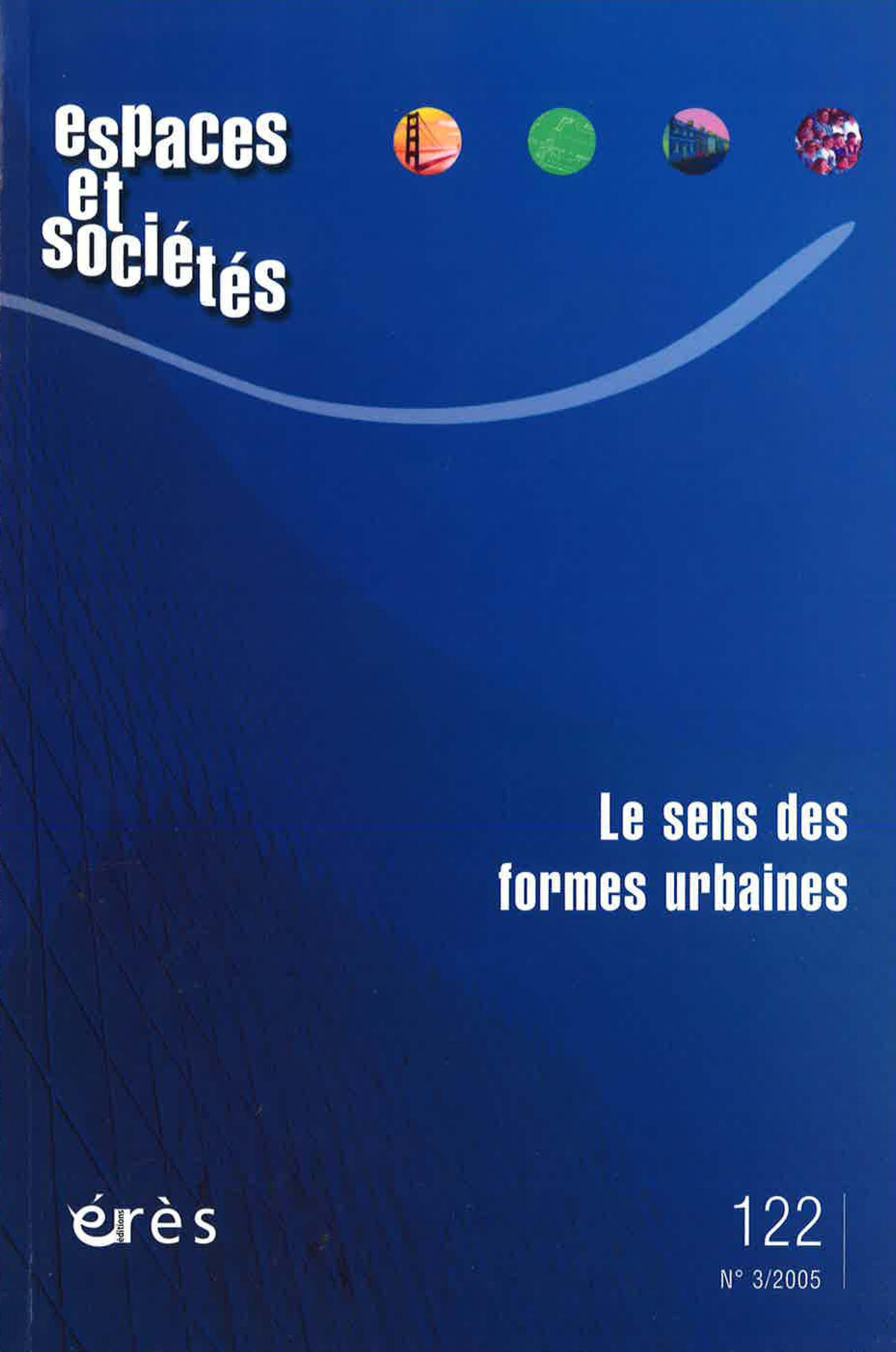 Formes Urbaines Et Significations Revisiter La Morphologie Urbaine Cairn Info